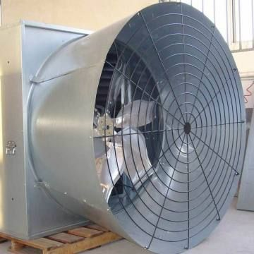 Modifications in the ventilation process