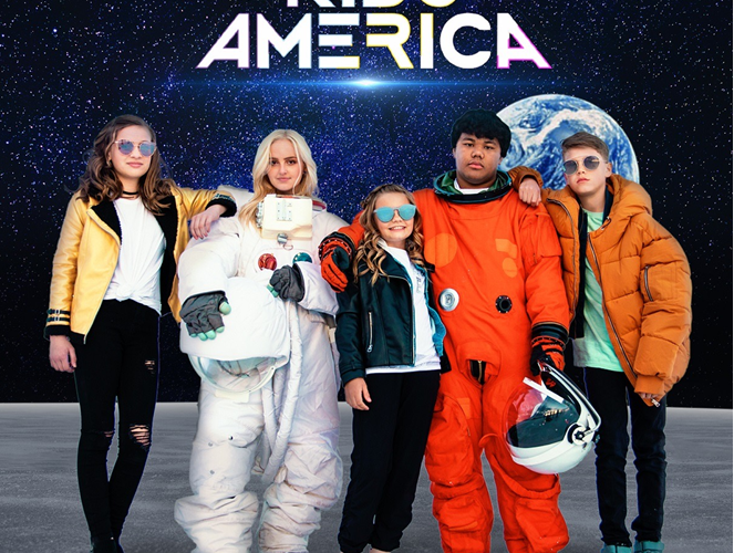 Kids America – The Kids Group Set to Conquer The Music World