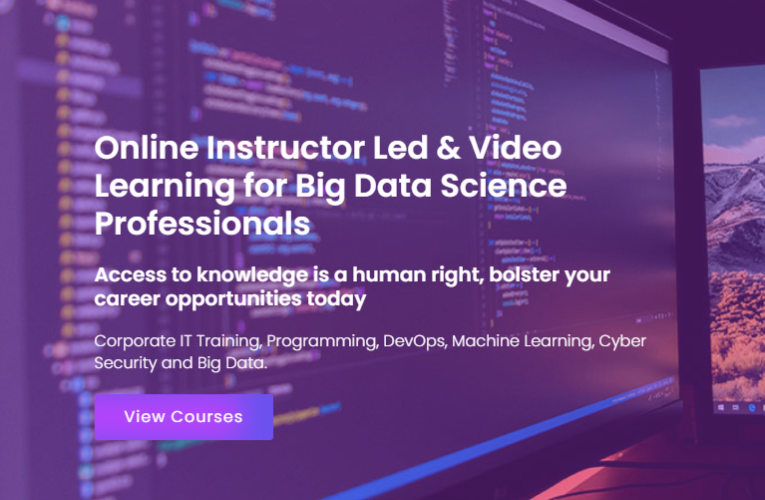 Ernesto.Net – Is Data Science Shaping The Future of Education and Training