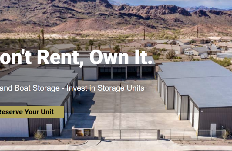 Luxelocker Announces New Investment Opportunity with a Storage Facility in Chandler, AZ