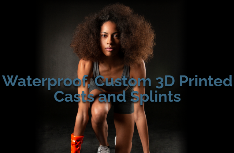 ActivArmor's Innovative Waterproof Custom 3D-Printed Casts are Now Available Nationwide Through an Easily Accessible iOS App – A New Frontier for Fracture Immobilization Technology